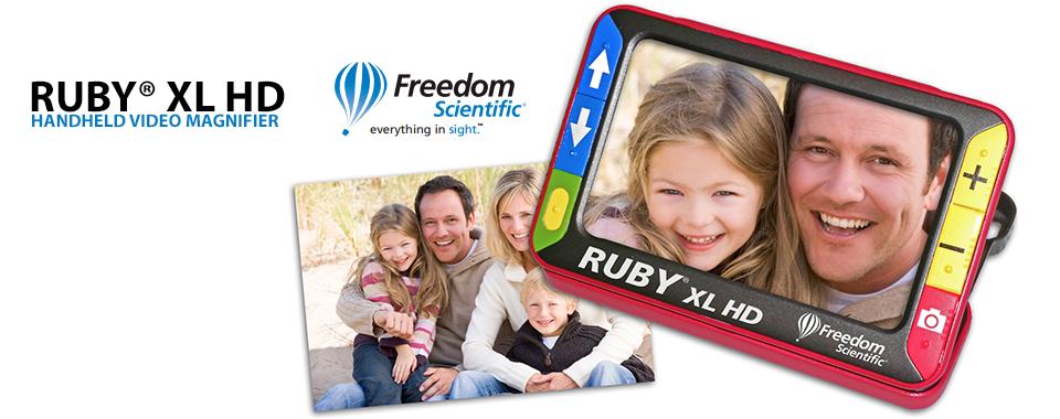 Ruby® XL HD